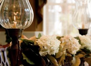 floral arrangements for romantic getaway